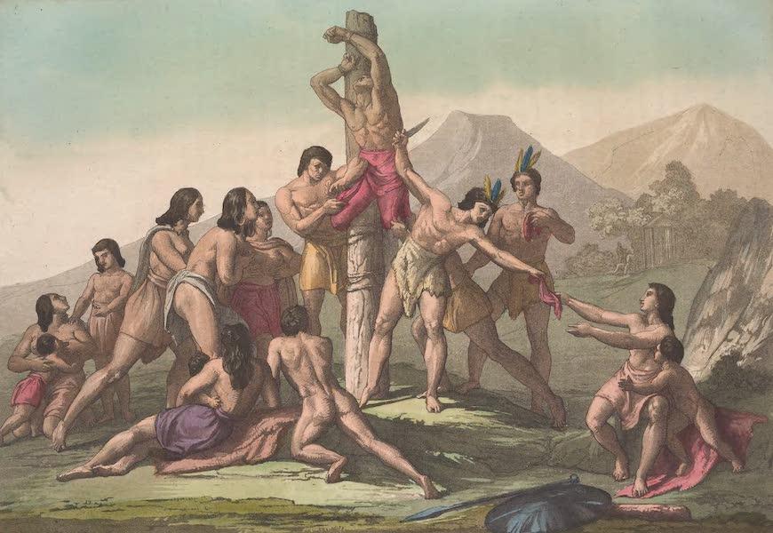 Le Costume Ancien et Moderne [Amerique] Vol. 2 - Sacrifices des anciens Peruviens (1821)