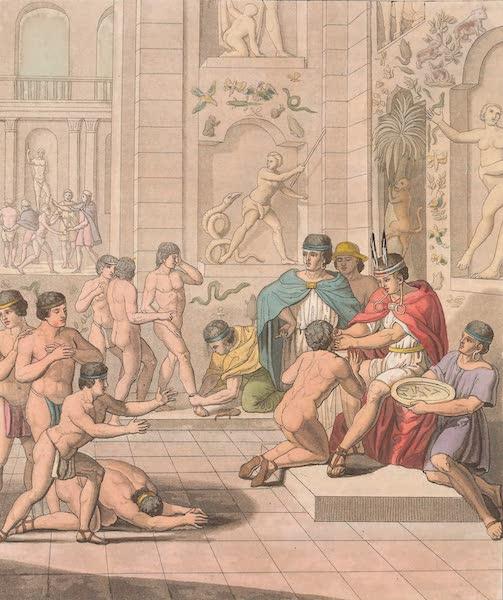 Le Costume Ancien et Moderne [Amerique] Vol. 2 - Distinctions honorifiques de la famille royale etc (1821)