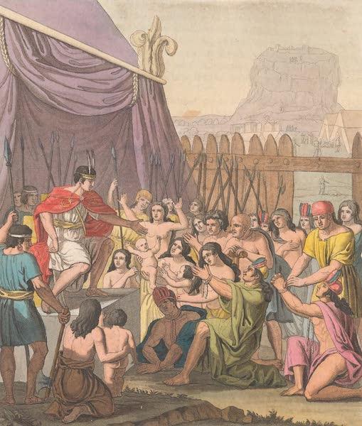 Le Costume Ancien et Moderne [Amerique] Vol. 2 - Clemence de Mayta-Capac (1821)