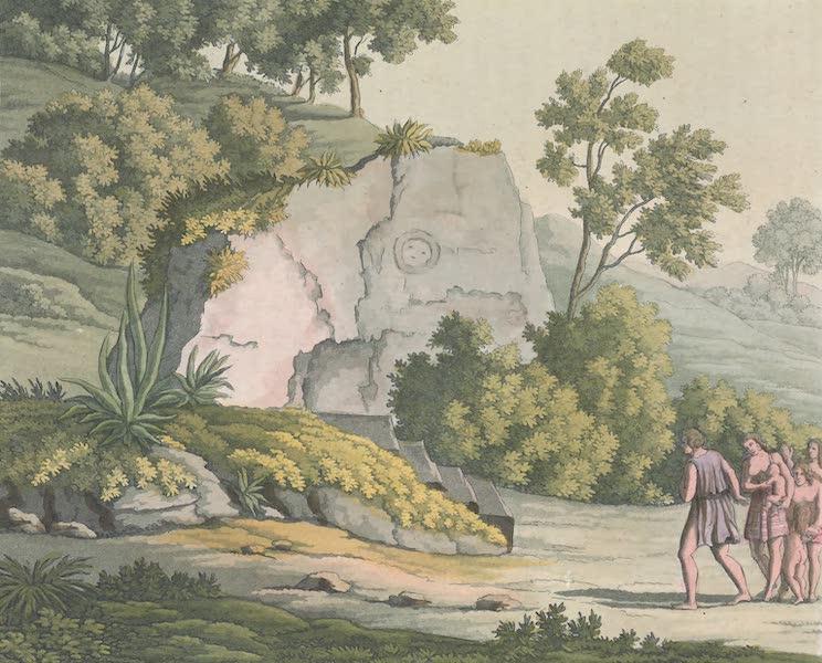 Le Costume Ancien et Moderne [Amerique] Vol. 2 - La Roche d'Inti-Guaieu (1821)