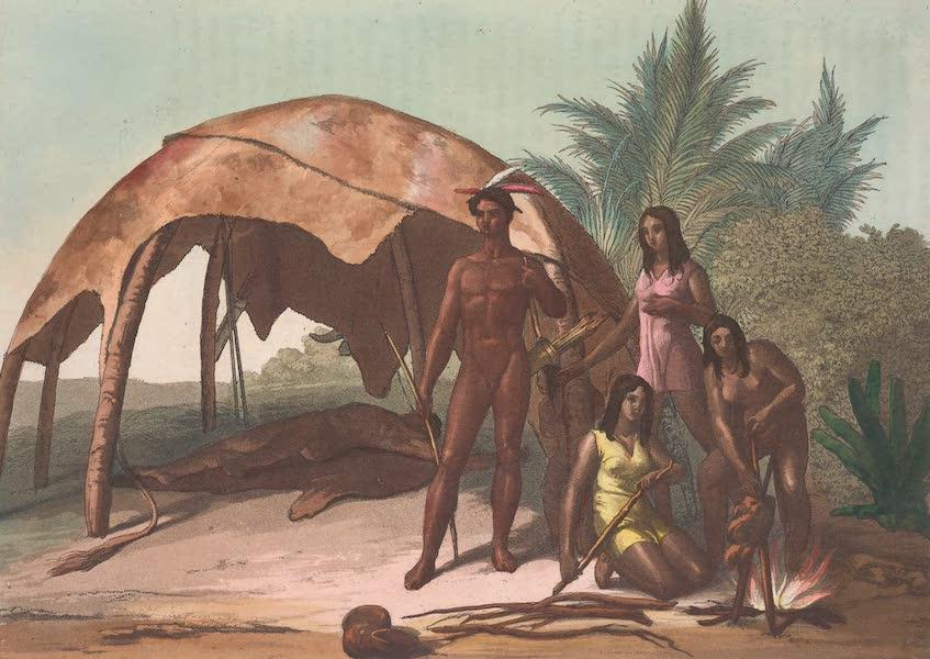 Le Costume Ancien et Moderne [Amerique] Vol. 2 - Les Charruas (1821)