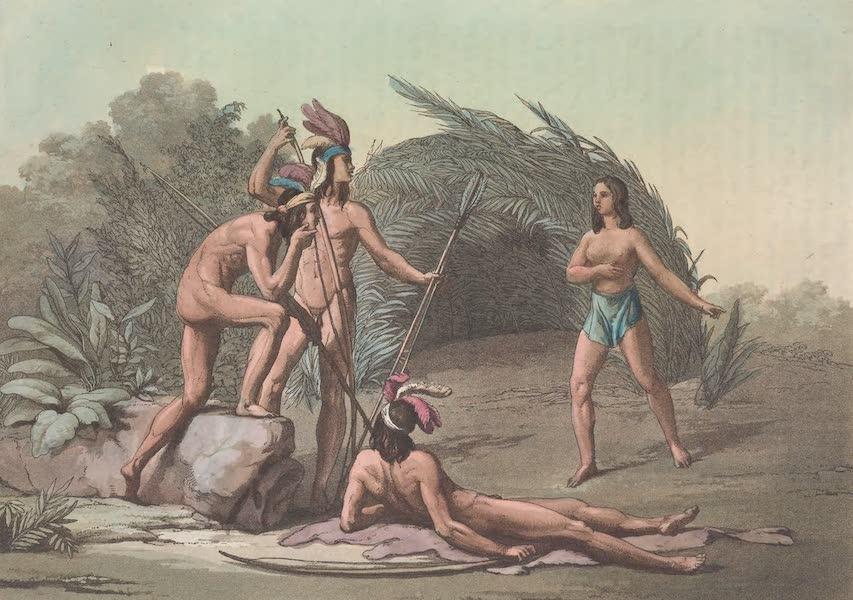 Le Costume Ancien et Moderne [Amerique] Vol. 2 - Les Guayanas (1821)