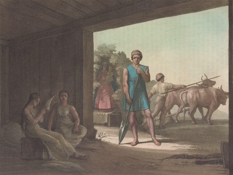Le Costume Ancien et Moderne [Amerique] Vol. 2 - Les Indiens Jesuitiques (1821)