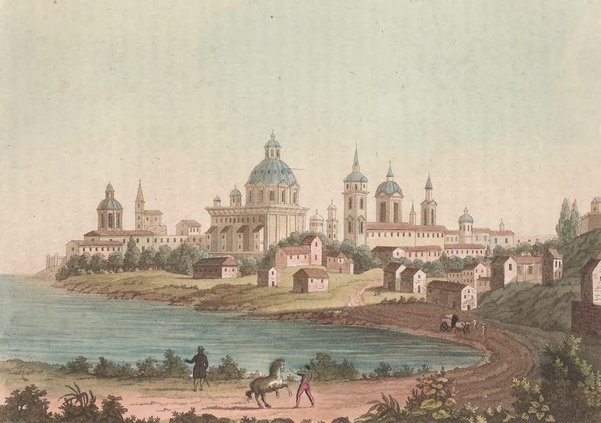 Le Costume Ancien et Moderne [Amerique] Vol. 2 - Vue de Buenos-Ayres (1821)