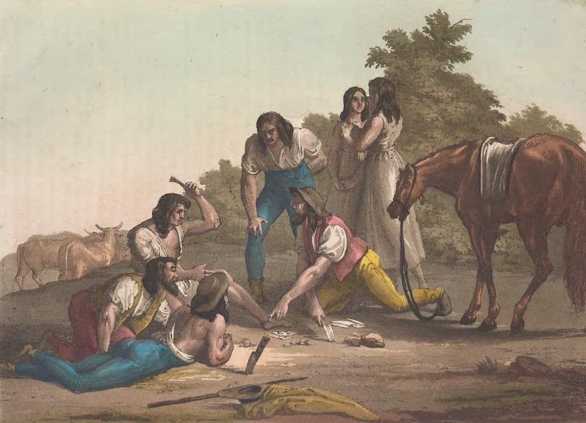 Le Costume Ancien et Moderne [Amerique] Vol. 2 - Patres Espagnols du Paraguay (1821)
