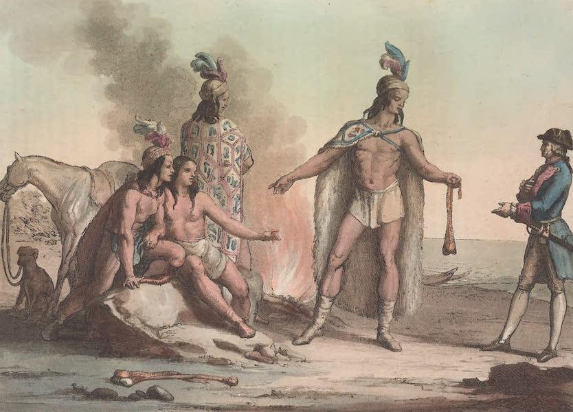 Le Costume Ancien et Moderne [Amerique] Vol. 2 - Les Patagons (1821)