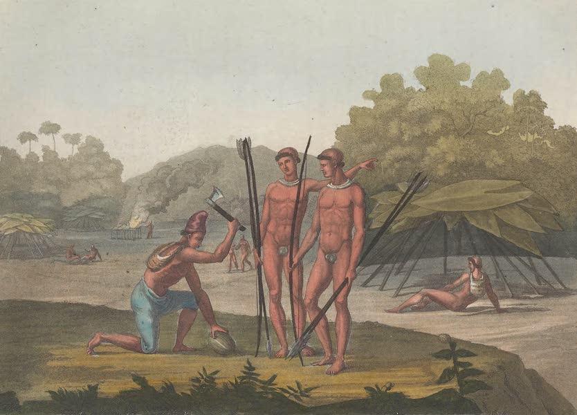 Le Costume Ancien et Moderne [Amerique] Vol. 2 - Les Patachos (1821)