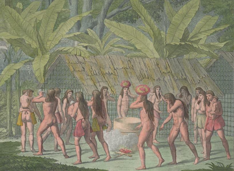 Le Costume Ancien et Moderne [Amerique] Vol. 2 - Danses (1821)