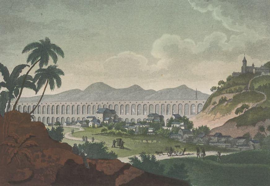 Le Costume Ancien et Moderne [Amerique] Vol. 2 - Aqueducs de Rio-Janeiro (1821)