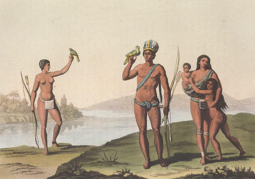 Le Costume Ancien et Moderne [Amerique] Vol. 2 - Aborigenes (1821)