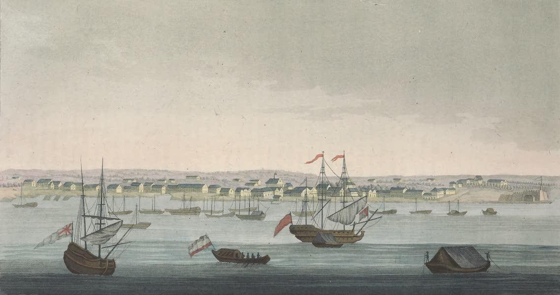 Le Costume Ancien et Moderne [Amerique] Vol. 2 - Ville de Paramaribo (1821)