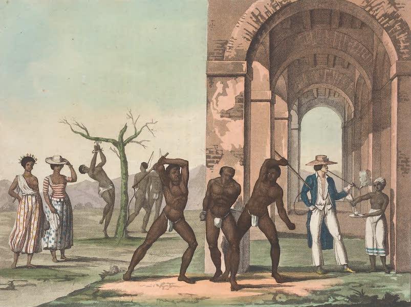 Le Costume Ancien et Moderne [Amerique] Vol. 2 - Planteurs de Surinam (1821)