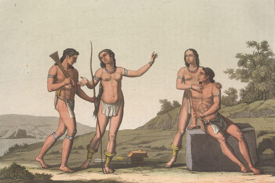Le Costume Ancien et Moderne [Amerique] Vol. 2 - Les Caribes (1821)