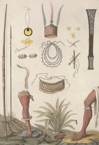 Le Costume Ancien et Moderne [Amerique] Vol. 2 - Formes, habillement et parure etc [II] (1821)