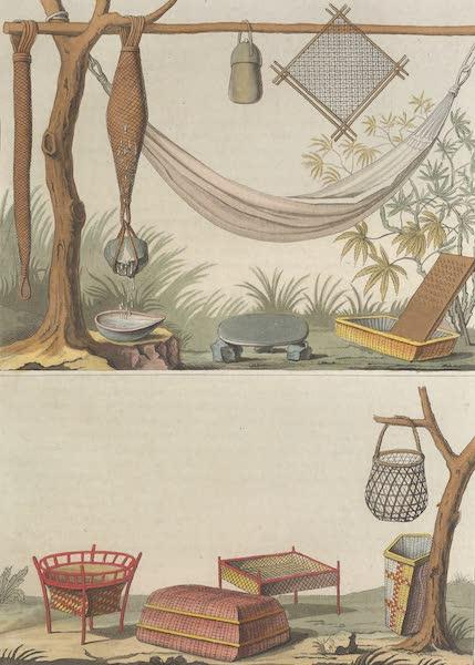 Le Costume Ancien et Moderne [Amerique] Vol. 2 - Formes, habillement et parure etc [III] (1821)