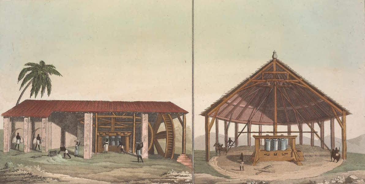 Le Costume Ancien et Moderne [Amerique] Vol. 2 - Moulins a sucre [II] (1821)