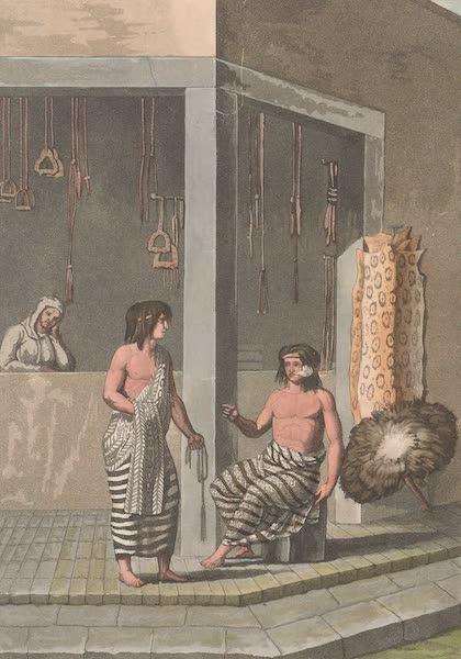 Le Costume Ancien et Moderne [Amerique] Vol. 2 - Indiens Pampas (1821)