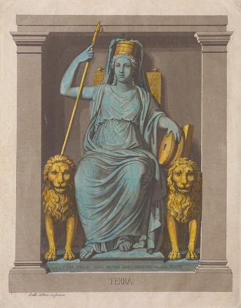 Le Costume Ancien et Moderne [Asie] Vol. 1 - Cibele (1815)