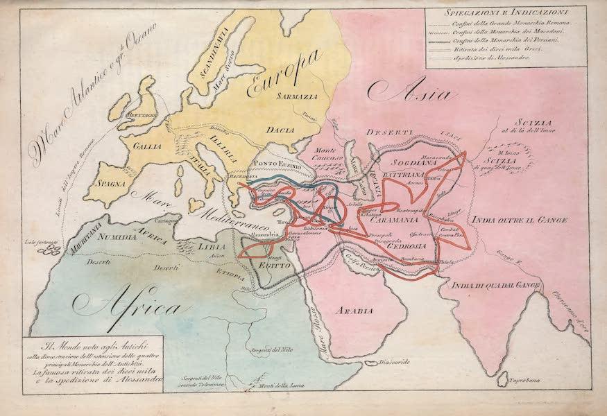 Le Costume Ancien et Moderne [Asie] Vol. 1 - Le monde connu des anciens (1815)