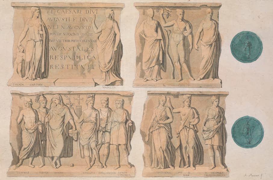 Le Costume Ancien et Moderne [Asie] Vol. 1 - Monument ou sont representees VIX villes de l'Asie ancienne (1815)