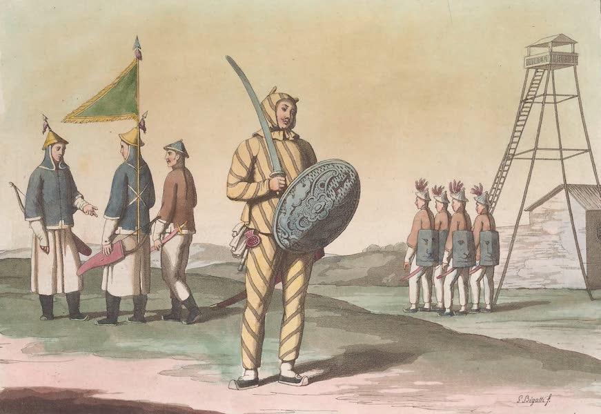 Le Costume Ancien et Moderne [Asie] Vol. 1 - Infanterie (1815)