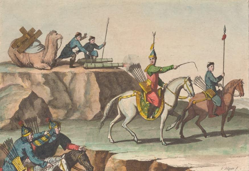 Le Costume Ancien et Moderne [Asie] Vol. 1 - Cavallerie (1815)