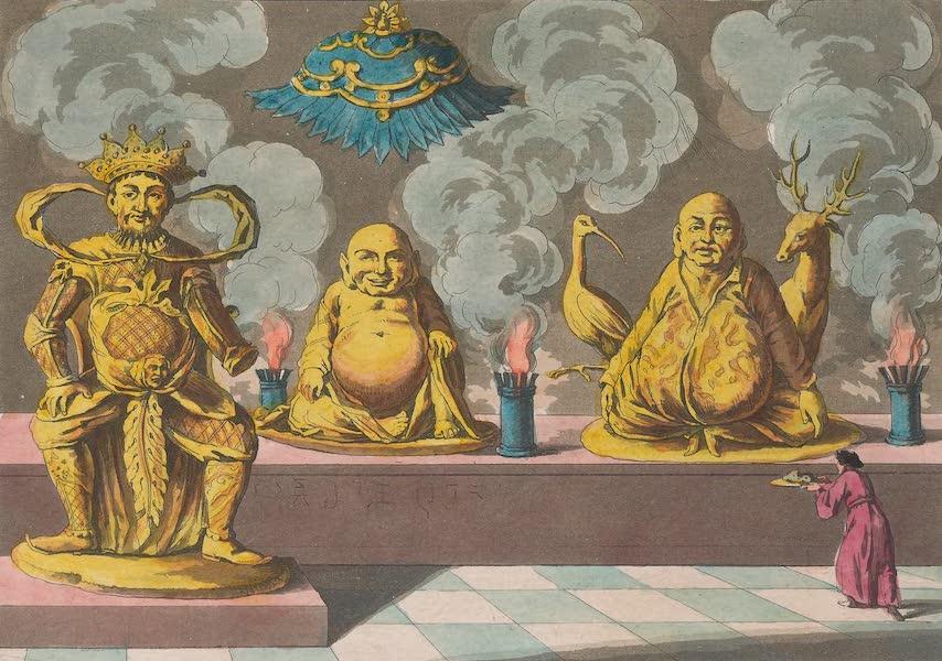 Le Costume Ancien et Moderne [Asie] Vol. 1 - Dieu de la volupte (1815)