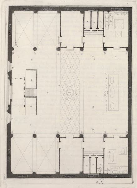 Le Costume Ancien et Moderne [Asie] Vol. 1 - Description d'une pagode (1815)
