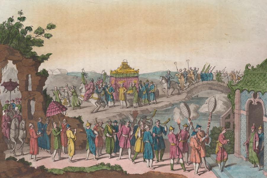 Le Costume Ancien et Moderne [Asie] Vol. 1 - Ceremonies nuptiales (1815)