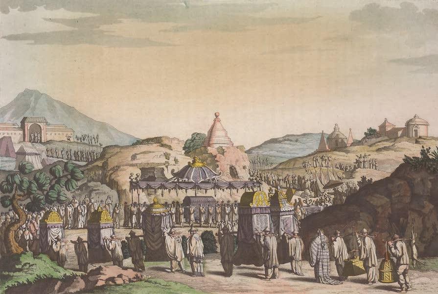 Le Costume Ancien et Moderne [Asie] Vol. 1 - Ceremonies funebres (1815)
