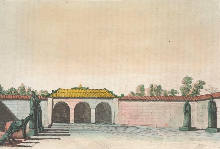 Le Costume Ancien et Moderne [Asie] Vol. 1 - Sepulcre d'un Grand (1815)