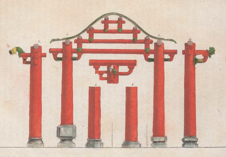 Le Costume Ancien et Moderne [Asie] Vol. 1 - Bases, Colonnes, etc (1815)