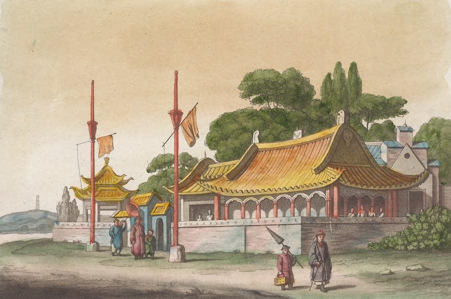 Le Costume Ancien et Moderne [Asie] Vol. 1 - Peristile d'Yuen-Ming-Yuen (1815)