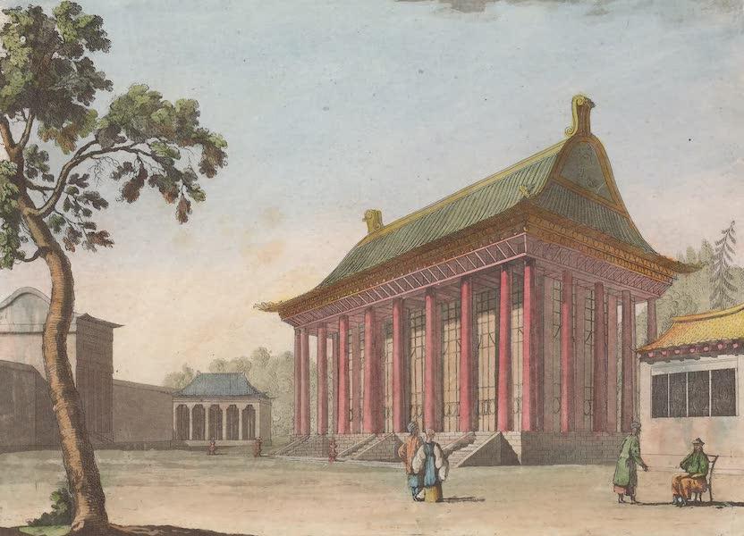 Le Costume Ancien et Moderne [Asie] Vol. 1 - Maisons des mandarins (1815)