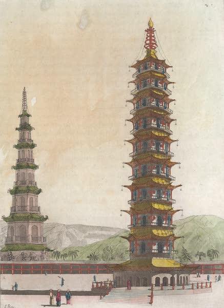 Le Costume Ancien et Moderne [Asie] Vol. 1 - Tour de Nan-King etc (1815)