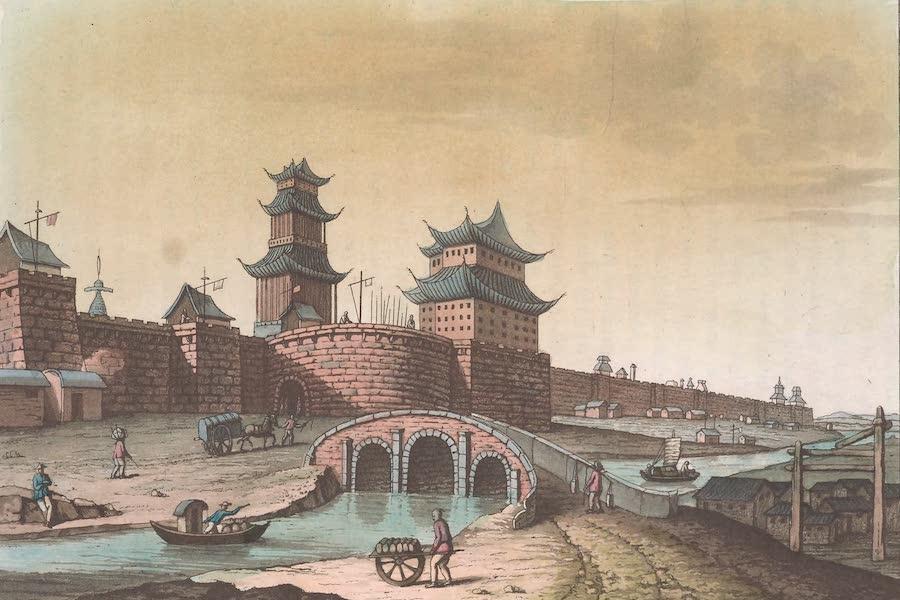 Le Costume Ancien et Moderne [Asie] Vol. 1 - Murs de Pe-King (1815)