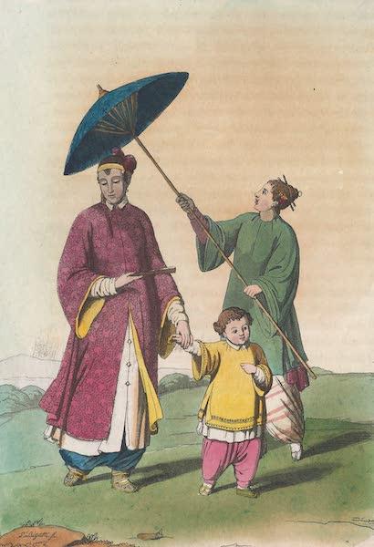 Le Costume Ancien et Moderne [Asie] Vol. 1 - Habits des femmes (1815)