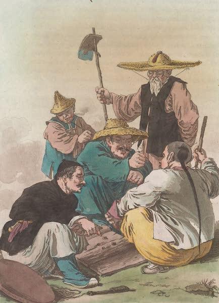 Le Costume Ancien et Moderne [Asie] Vol. 1 - Joueurs (1815)