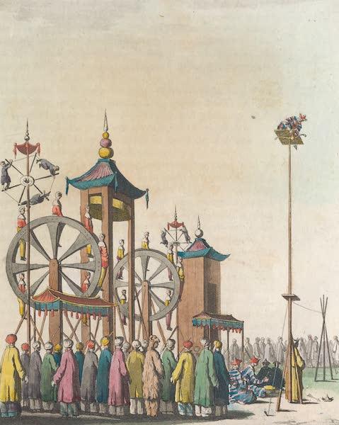 Le Costume Ancien et Moderne [Asie] Vol. 1 - Divers jeux (1815)