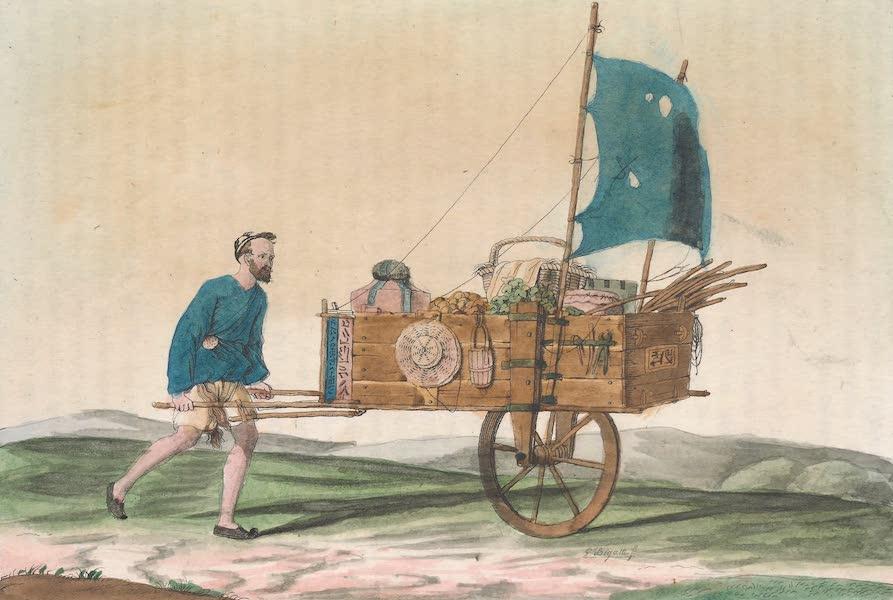 Le Costume Ancien et Moderne [Asie] Vol. 1 - Char a vent (1815)