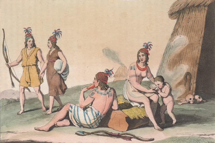 Le Costume Ancien et Moderne [Asie] Vol. 1 - Habillement des Formosiens (1815)