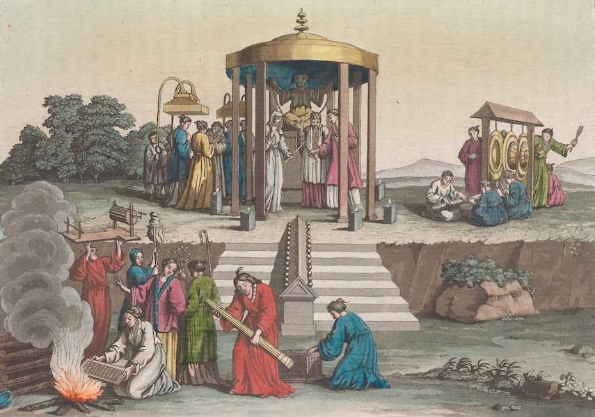 Le Costume Ancien et Moderne [Asie] Vol. 1 - Mariage (1815)
