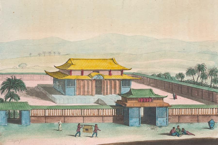 Le Costume Ancien et Moderne [Asie] Vol. 1 - Palais imperiale (1815)