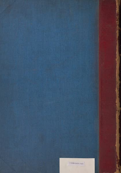 Le Costume Ancien et Moderne [Asie] Vol. 1 - Back Cover (1815)