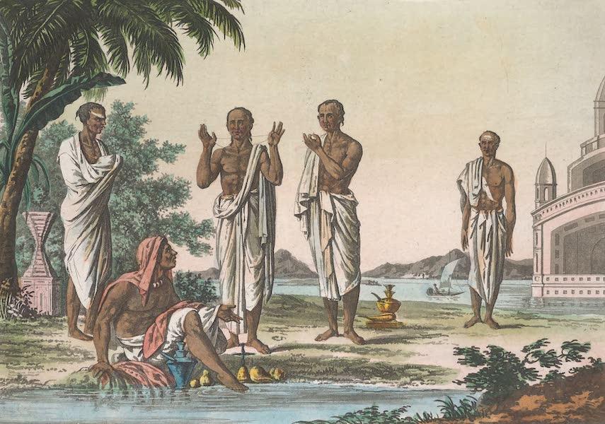 Le Costume Ancien et Moderne [Asie] Vol. 2 - Diverses sectes des Brames (1817)