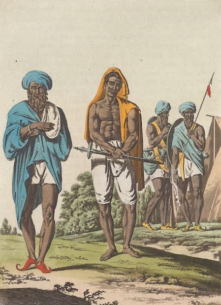 Le Costume Ancien et Moderne [Asie] Vol. 2 - Fin tragique de Tipou-Saib (1817)