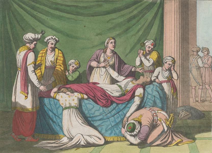Le Costume Ancien et Moderne [Asie] Vol. 2 - Marattes et Seiks (1817)