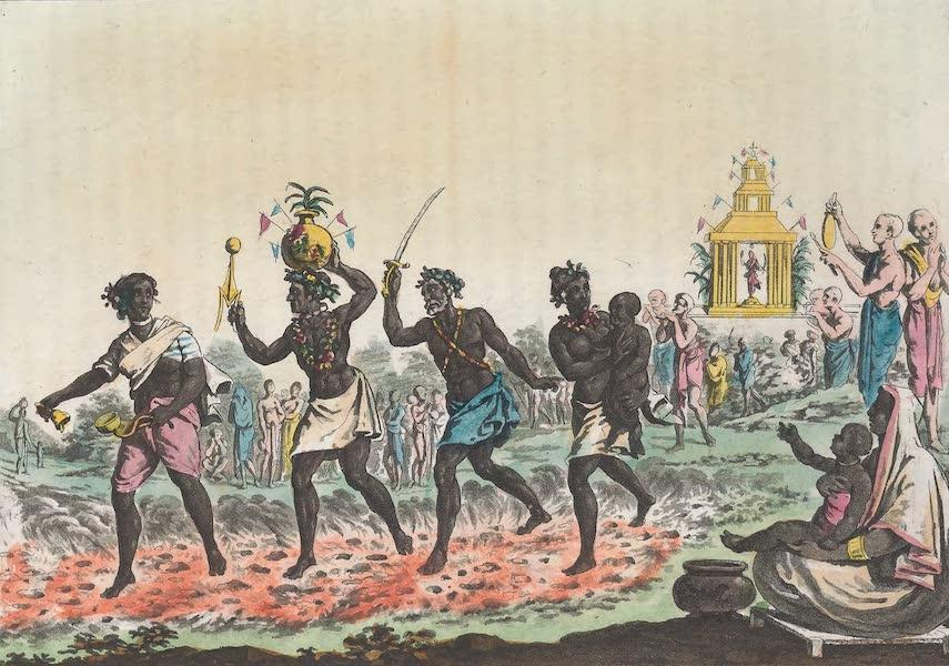 Le Costume Ancien et Moderne [Asie] Vol. 2 - Fete de Mariatal (1817)