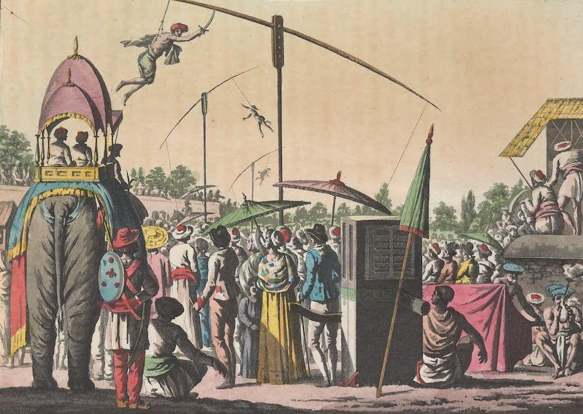 Le Costume Ancien et Moderne [Asie] Vol. 2 - Fete du feu en honneur de Darma-Rajah (1817)