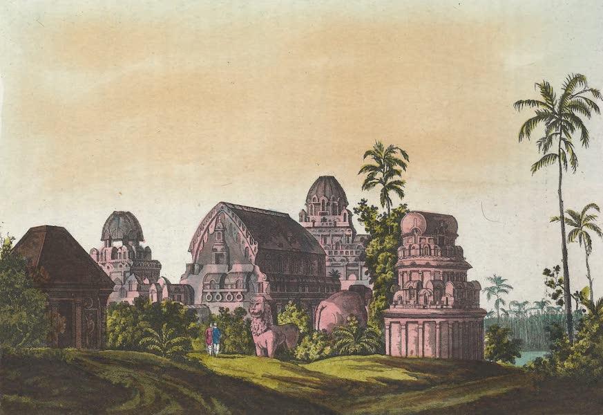 Le Costume Ancien et Moderne [Asie] Vol. 2 - Rocs sculptes de Mavalipouram (1817)